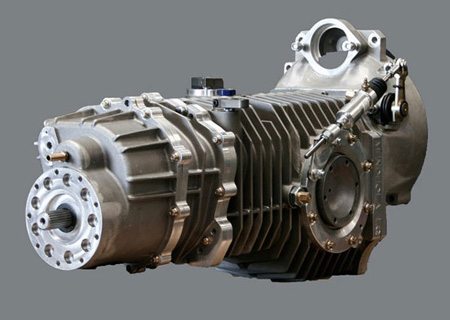 Mendeola gearbox